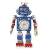 Jay Strongwater Steven Robot Clock, MPN: SDH6061-602, UPC: 848510023658