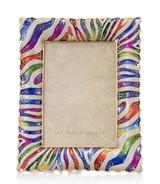 Jay Strongwater Wyatt Zebra 5 X 7 Inch Picture Frame, MPN: SPF5799-202, UPC: 848510023481