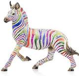 Jay Strongwater Ansel Zebra Figurine, MPN: SDH1762-202, UPC: 848510023498