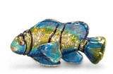 Jay Strongwater Sebastian Mini Clownfish Figurine, MPN: SDH1819-239, UPC: 848510014823