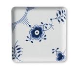 Royal Copenhagen Blue Fluted Mega Large Square Plate, MPN: 1027458, EAN: 5705140733188