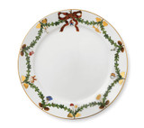 Royal Copenhagen Star Fluted Christmas Dinner Plate 10.75 Inch, MPN: 1017457, EAN: 5705140138013