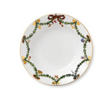 Royal Copenhagen Star Fluted Christmas Rim Soup Bowl 9.5 Inch, MPN: 1017454, EAN: 5705140138051