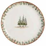 Arte Italica Natale Round Platter, MPN: NAT6826, UPC: 814639003918