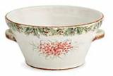 Arte Italica Natale Small Handled Bowl, MPN: NAT6815, UPC: 814639002744