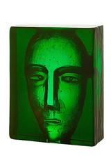Kosta Boda Block Salute Green, MPN: 7091729, EAN: 7321646038688
