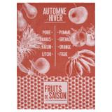 Le Jacquard Francais De Saison Fruits Pumpkin Tea Towel 24 x 31 Inch 25679, EAN: 3660269256791, MPN: 25679