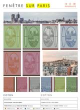 Le Jacquard Francais Fenetre Sur Paris Maple Hand Towel 21 x 15 Inch 26094, EAN: 3660269260941, MPN: 26094