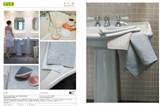 Le Jacquard Francais Lula White Bath Towel 28 x 55 Inch 26288, EAN: 3660269262884, MPN: 26288