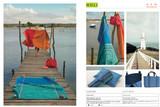 Le Jacquard Francais Holi Sapphire Beach Towel 39 x 79 Inch 26296, EAN: 3660269262969, MPN: 26296