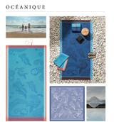 Le Jacquard Francais Oceanique Blue Beach Towel Unique size 26396, EAN: 3660269263966, MPN: 26396