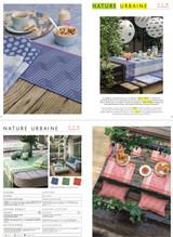 Le Jacquard Francais Nature Urbaine Quartz Cushion Cover 23 x 23 Inch 26228, EAN: 3660269262280, MPN: 26228