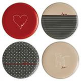 Royal Doulton Signature Plate 8 Inch Set of 4 Mixed, MPN: 40027669, UPC: 701587336192
