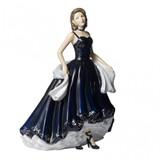Royal Doulton Figure Of The Year 2020 Meghan 8.9 Inch, MPN: 40033934, UPC: 701587408998