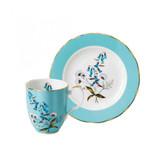 Royal Albert 100 Years 1950 2-Piece Set Mug & Plate 8 Inch Festival, MPN: 40035849, UPC: 701587013680