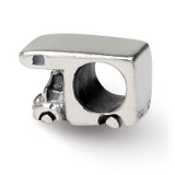 RV Camper Bead - Sterling Silver QRS1196
