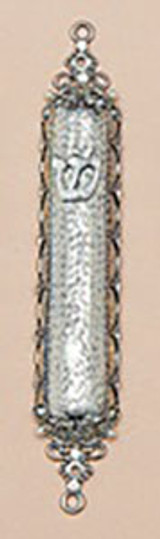 Tizo Jeweled Supreme Mezuzah Silver, MPN: RS360SMZ