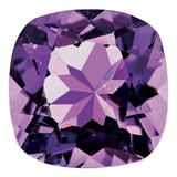 Amethyst 5mm Sq Cush  AA Quality, MPN: AM-0500-CUF-AA, UPC: