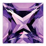Amethyst 5mm Princess  AA Quality, MPN: AM-0500-SQP-AA, UPC: