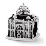 Taj Mahal Bead - Sterling Silver QRS2355
