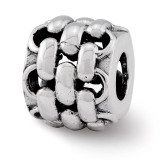 Bali Bead - Sterling Silver QRS2360