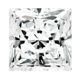 White Topaz 3mm Princess AA Quality, MPN: WT-0300-SQP-AA, UPC: