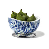 LADORADA Blue Almendro With Base Accent Bowl, MPN: AB-AU-RB-0700