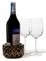 LADORADA Bamboo Ring Bottle Coaster, MPN: BC-BB-NA-0505