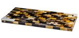 LADORADA Horn Veneer Small Serving Board, MPN: CB-HD-LL-1608