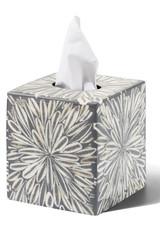 LADORADA Gray Almendro Tissue Box, MPN: TB-GA-NA-0606