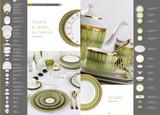 Deshoulieres Arcades Green Soup Cereal Plate, MPN: ACC-MZ6722, UPC/EAN: 3104360556645