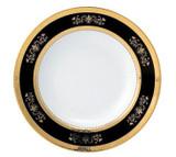Deshoulieres Orsay Black Dessert Plate, MPN: AD-RI7419, UPC/EAN: 3104361235129