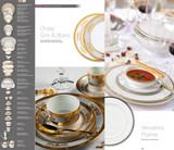 Deshoulieres Orsay White Sugar Bowl, MPN: SU-RI6287, UPC/EAN: 3104360216112