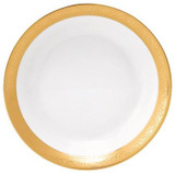 Deshoulieres Trianon Gold Soup Cereal Plate, MPN: ACC-RI7070, UPC/EAN: