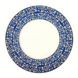 Deshoulieres Vignes Blue Presentation Plate, MPN: 034334, UPC/EAN: 3104363078236
