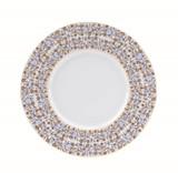 Deshoulieres Vignes White Dinner Plate, MPN: 034335, UPC/EAN: 3104363078281