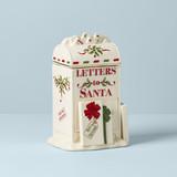 Lenox Holiday Santa Mailbox Cookie Jar, MPN: 890769, UPC: 194372000482