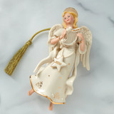 Lenox 2020 Heavenly Harpist Angel Ornament, MPN: 890405, UPC: 882864857804