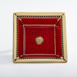 Halcyon Days Chapel Royal Livery Collection Square Tray, MPN: BCCRU06STG