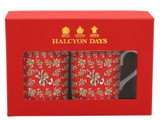 Halcyon Days Candy Cane Array Mug Set, MPN: BCCCA01MSG