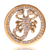 Nikki Lissoni I Will Protect You Gold Plated 33mm Coin, MPN: C1052GM UPC: 8718627461563
