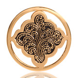 Nikki Lissoni Henna Dream Gold Plated 33mm Coin, MPN: C1078GM UPC: 8718627462096