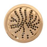 Nikki Lissoni Desert Storm Gold Plated 33mm Coin, MPN: C1103GM UPC: 8718627462409