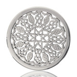 Nikki Lissoni Indian Summ Coiner Silver Plated 33mm Coin, MPN: C1120SM UPC: 8718627462614