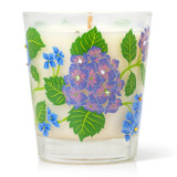 Jay Strongwater Hydrangea Votive Candle, MPN: SDH6613-256