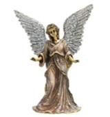 Jay Strongwater Angel Figurine, MPN: SDH1888-485