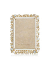 """Jay Strongwater Bejeweled 4"""" x 6"""" Picture Frame, MPN: SPF5813-219"""