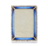 """Jay Strongwater Stone Edge 4"""" x 6"""" Picture Frame, MPN: SPF5510-261"""