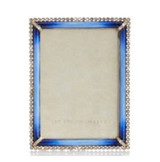 """Jay Strongwater Stone Edge 5"""" x 7"""" Picture Frame, MPN: SPF5511-261"""