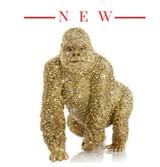 Jay Strongwater Pave Gorilla Figurine, MPN: SDH1705-232